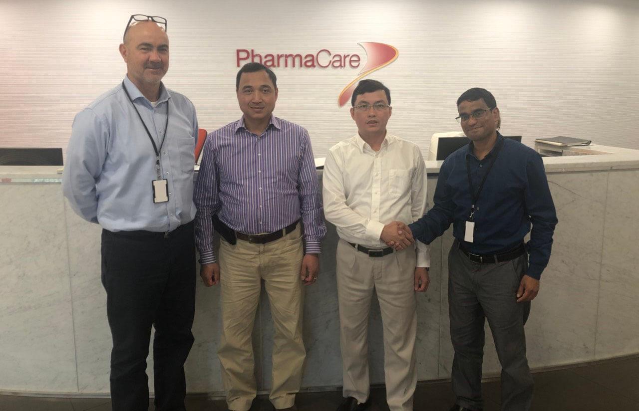Royal Care Việt Nam hợp tác cùng Pharmacare Laboratories Australia nhập khẩu Bioglan